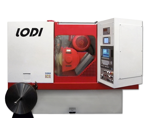 Meccaniche Lodi - Horizontal Grinding Machines with Rotary Table KB Series