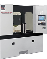 Meccaniche Lodi - HORIZONTAL GRINDING MACHINES WITH ROTARY TABLE RTR SERIES
