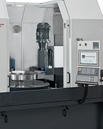 Meccaniche Lodi - INTERNAL, EXTERNAL AND PROFILE GRINDING MACHINES WITH ROTARY TABLE RTRV SERIES